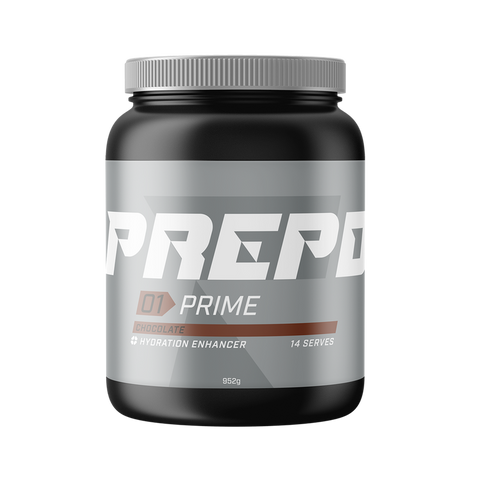 PREPD POWDER TUB: PRIME CHOCOLATE 952G