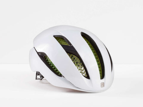 BONTRAGER XXX WAVECEL HELMET GLOSS WHITE - SMALL