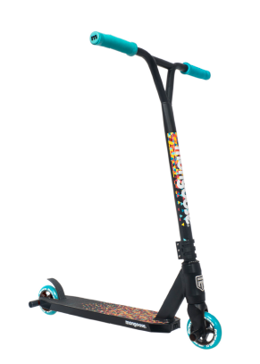 MONGOOSE STANCE ELITE SCOOTER 100MM - FLAT BLACK