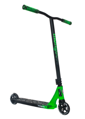 MONGOOSE STANCE TEAM SCOOTER 110MM - GREEN/BLACK