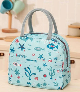 Coastal Lunch Tote