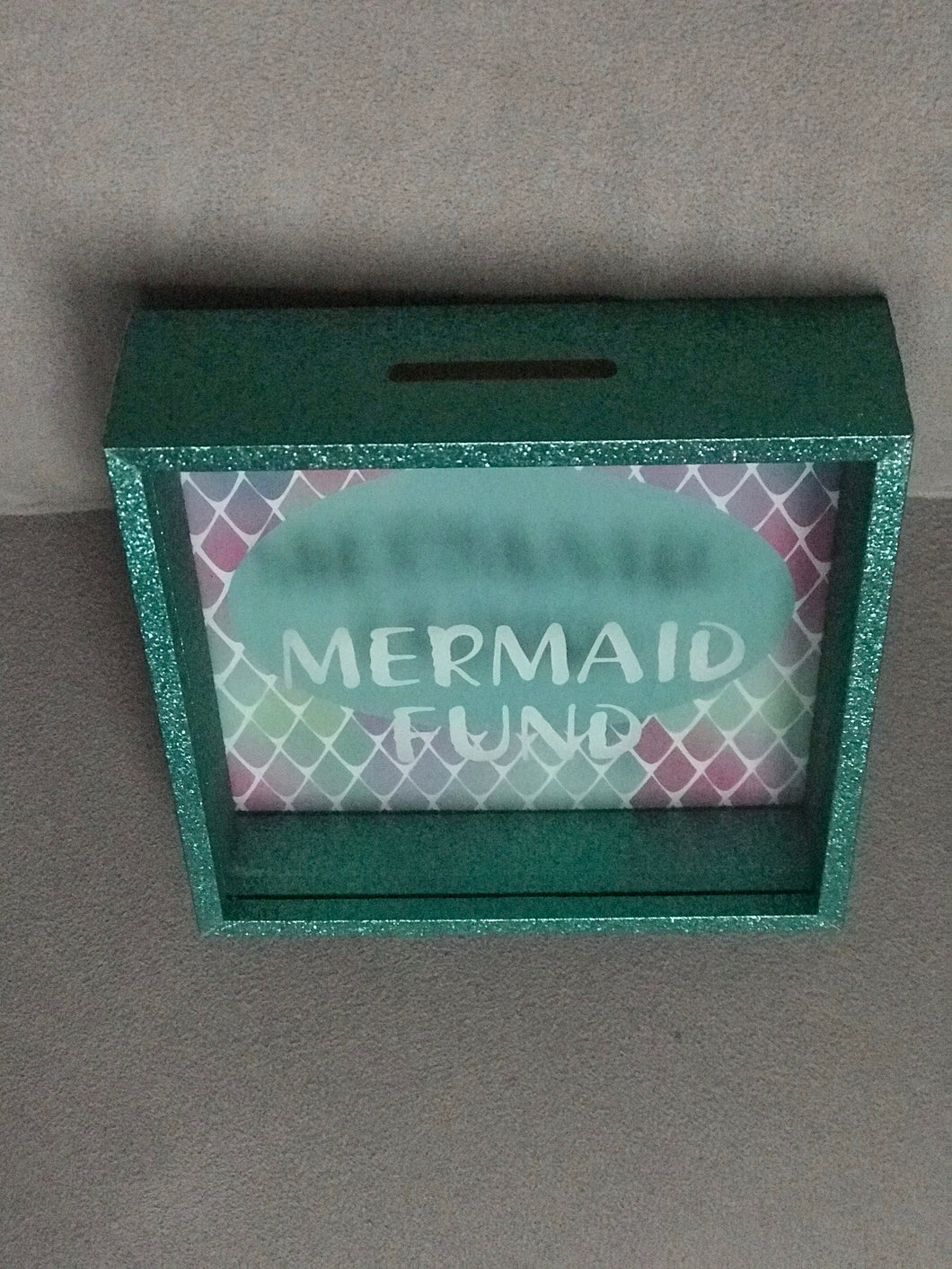 Mermaid Fame Coin Bank