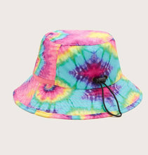 Load image into Gallery viewer, Tie-Dye Bucket Hat
