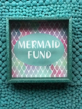 Load image into Gallery viewer, Mermaid Fame Coin Bank