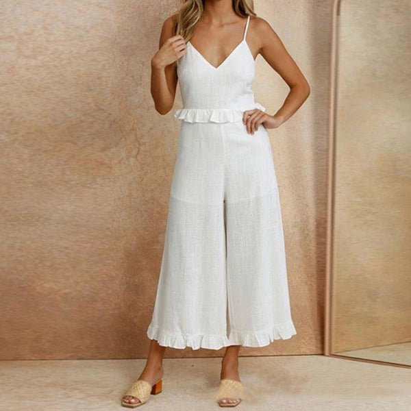 5 Casual and Sweet Jumpsuits for Date in Fall