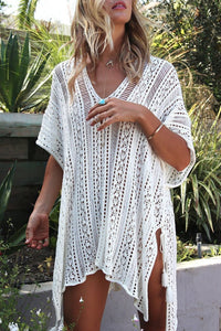 Crochet Tunic Coverup