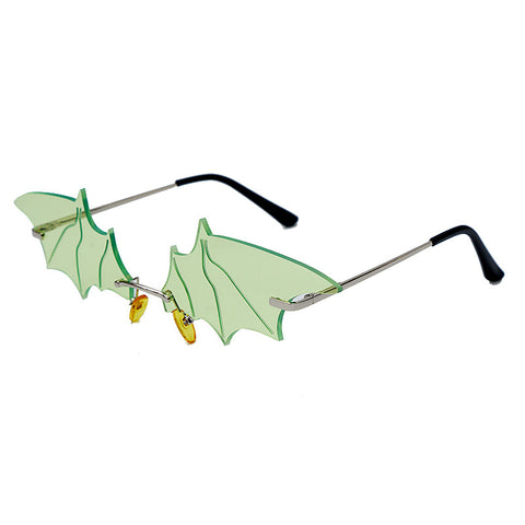 2020 Cool New Bat Shaped Glasses