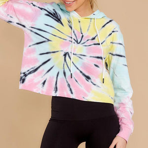Women Fashion casual sweater colorful pullover Sweatshirt