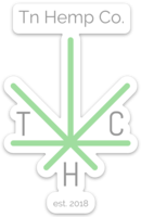 Tn Hemp Co. Sticker
