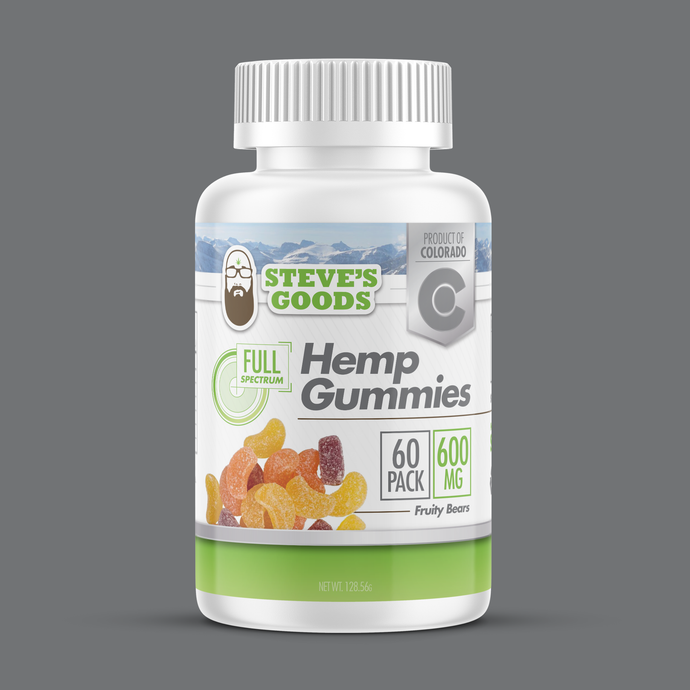 Full-Spectrum Hemp Gummies