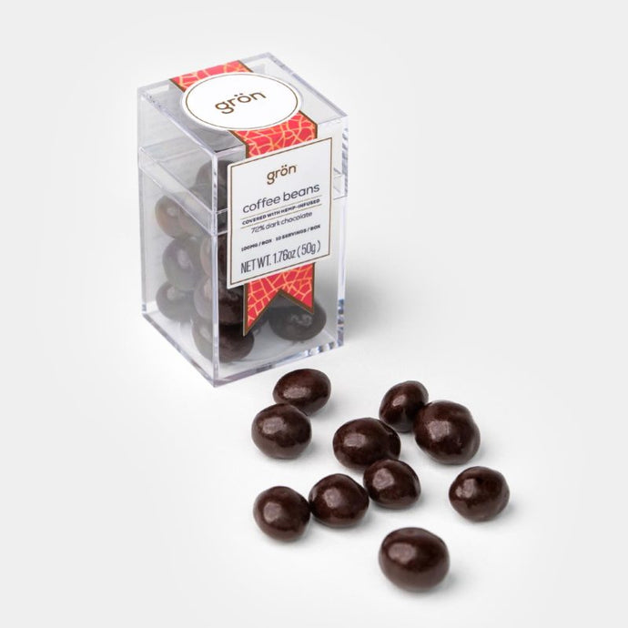 Gron Dark Chocolate Coffee Beans