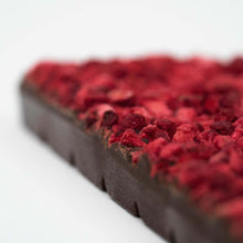 Load image into Gallery viewer, Gron Dark Chocolate w/ Raspberries