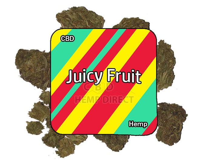 Juicy Fruit Kief Nugs