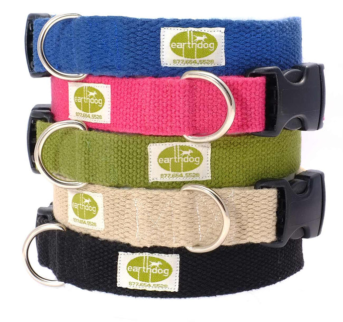 Small Hemp Collars