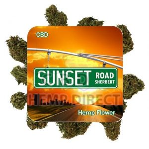 Sunset Road Sherbert Pre-roll