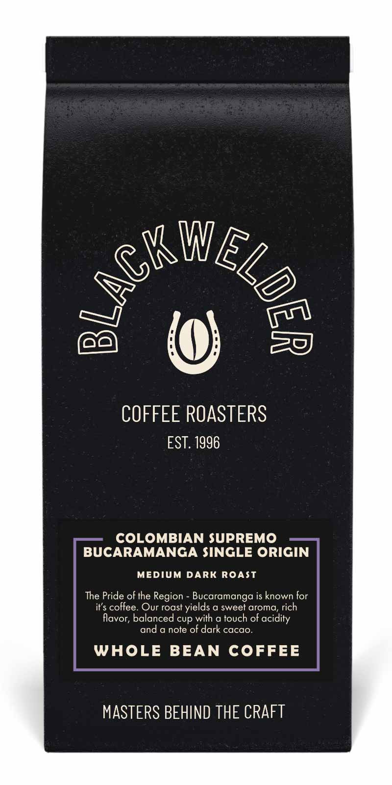 Colombian Supremo Bucaramanga Single Origin