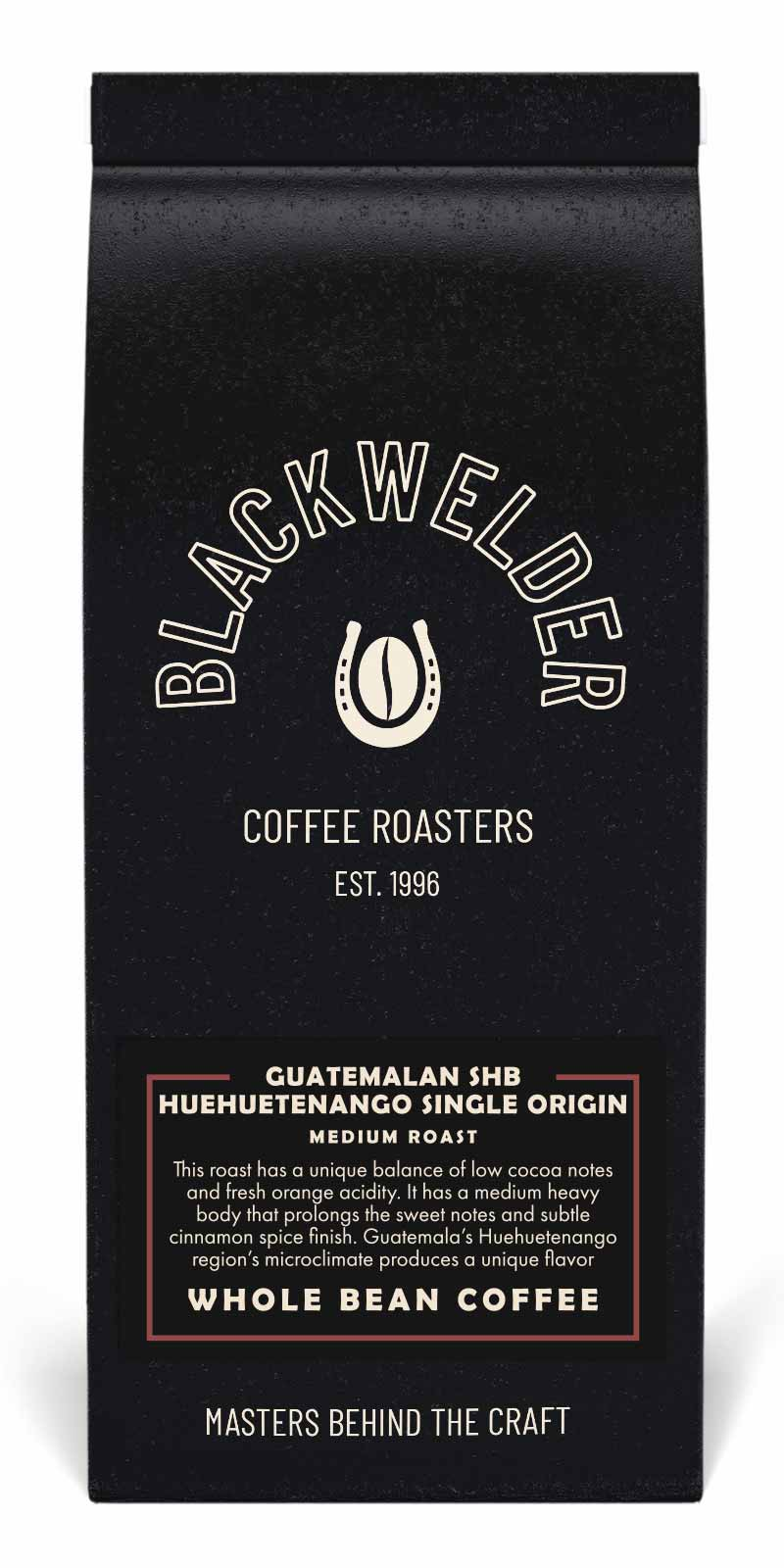 Guatemalan SHB Huehuetanango Single Origin