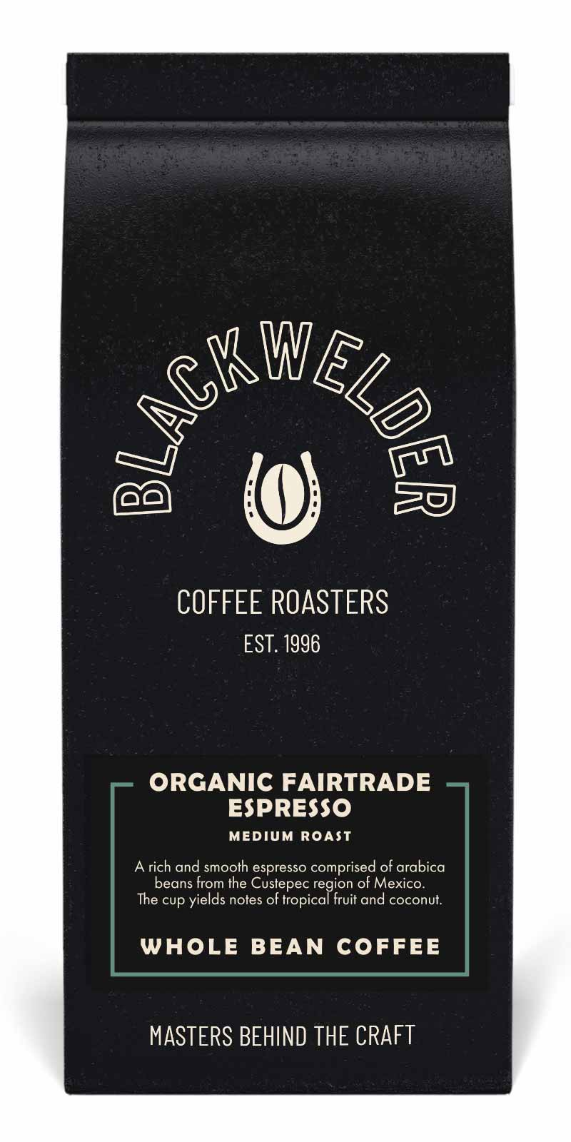 Organic Fair Trade Espresso