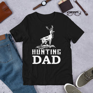 Hunting Dad Big-game Bow Hunter Gift Unisex T-Shirt
