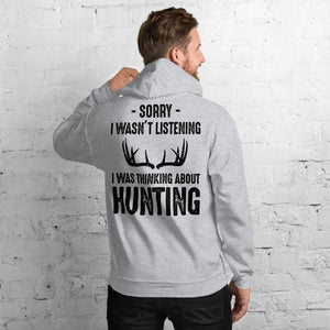 Funny Hunting And Outdoor Lovers Unisex Hoodie
