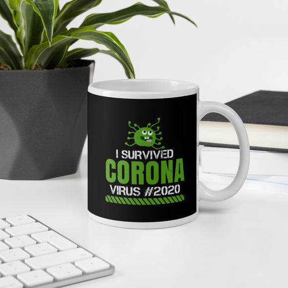 I Survived Coronavirus Mug
