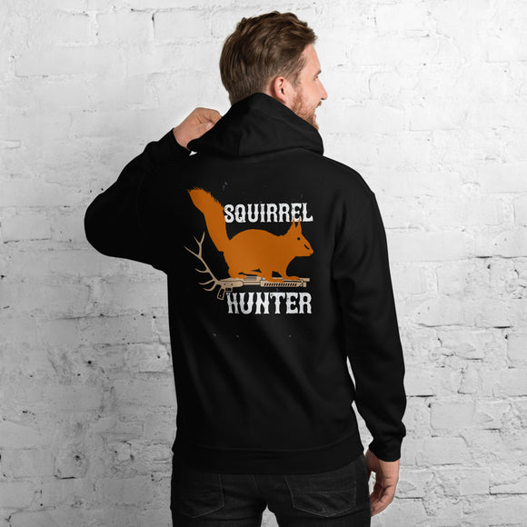 Squirrel Hunter Bow Season Rifle Hunting Unisex Hoodie