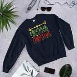 Merry Christmas Day Ugly Unisex Sweatshirt