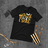 Trick Or Treat Funny Halloween Short-Sleeve Unisex T-Shirt