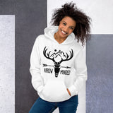 Arrow Minded Bow Hunting Season Unisex Hoodie