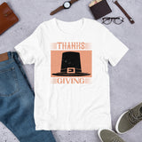 Thanksgiving And Fall Unisex T-Shirt