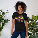 Greed Grabs Gratitude Receives Thanksgiving And Fall Gift Unisex T-Shirt