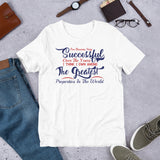 I've Become Very Successful Over The Years I Think I Own Among The Greatest Properties In The World Donald Trump Unisex T-Shirt