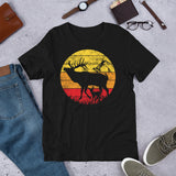 Hunting And The Great Outdoors Retro Vintage Unisex T-Shirt