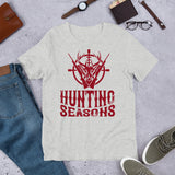 Hunting Seasons Legend Big-game And Waterfowl Hunter Unisex T-Shirt