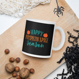 Happy Pumpkin Spice Season Y'all Thanksgiving And Fall Mug