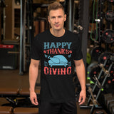 Happy Thanksgiving And Fall Unisex T-Shirt