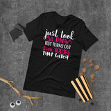 Just Look A Dna Test Turns Out I'm 100% That Witch Halloween Short-Sleeve Unisex T-Shirt