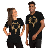 Bow Hunting Shed Hunter Gift Unisex T-Shirt