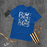 Boo Tiful Halloween Short-Sleeve Unisex T-Shirt
