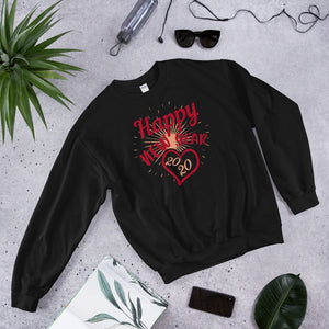 Happy New Year 2020 Christmas Unisex Sweatshirt