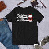 Potion Bar Halloween Short-Sleeve Unisex T-Shirt