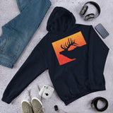 Colorado Big Bull Elk Bow Hunting Apparel Unisex Hoodie