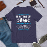 Thanksgiving Is A Time Of Togetherness And Gratitude Fall Unisex T-Shirt
