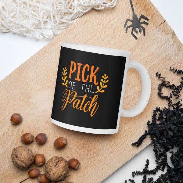 Pick Of The Patch Thanksgiving And Fall Mug