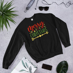 Merry Christmas Ugly Unisex Sweatshirt