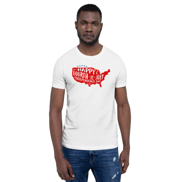 Happy 4th of July Independence Day T Shirt For Men's
