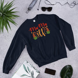 Mama Elf Ugly Christmas Unisex Sweatshirt