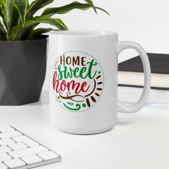 Home Sweet Home Ugly Christmas Mug