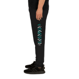 Long Pattern Graphics Unisex Joggers