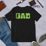 DAD The Bow Hunter The Myth The Legend Hunting Unisex T-Shirt